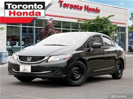 2015 Honda Civic Sedan EX (Stk: H39929T) in Toronto - Image 1 of 27