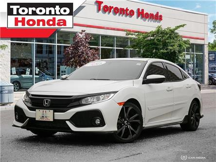 2017 Honda Civic Hatchback Sport (Stk: H39927L) in Toronto - Image 1 of 27