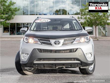 2013 Toyota RAV4 XLE (Stk: K31958A) in Toronto - Image 2 of 27