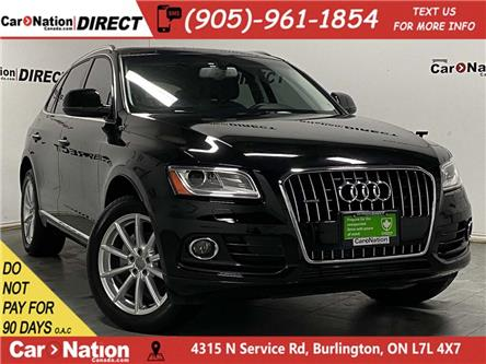 2016 Audi Q5 2.0T Technik (Stk: CN6111) in Burlington - Image 1 of 38