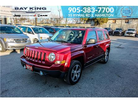 2016 Jeep Patriot Sport/North (Stk: 6845A) in Hamilton - Image 1 of 21