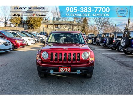 2016 Jeep Patriot Sport/North (Stk: 6845A) in Hamilton - Image 2 of 21