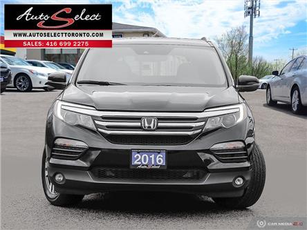 2016 Honda Pilot EX-L Navi (Stk: 16HP7X2) in Scarborough - Image 2 of 30