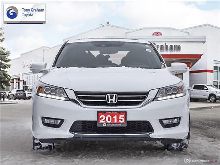2015 Honda Accord Touring V6 (Stk: 59036A) in Ottawa - Image 2 of 26