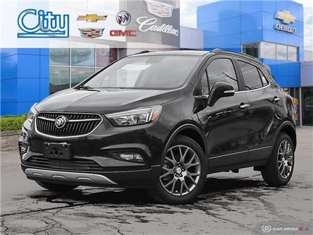 2019 Buick Encore Sport Touring (Stk: 2945952) in Toronto - Image 1 of 27