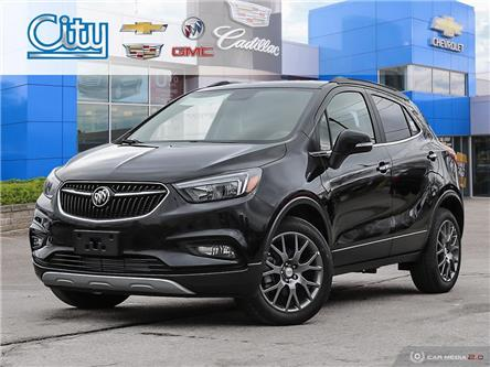 2019 Buick Encore Sport Touring (Stk: 2962663) in Toronto - Image 1 of 27