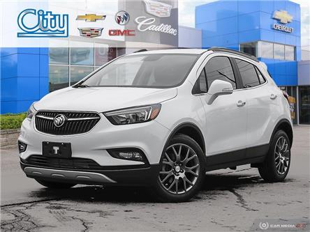 2019 Buick Encore Sport Touring (Stk: 2948051) in Toronto - Image 1 of 27