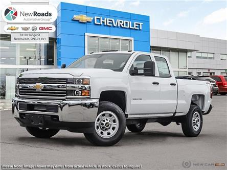 2018 Chevrolet Silverado 2500HD WT (Stk: F209879) in Newmarket - Image 1 of 23