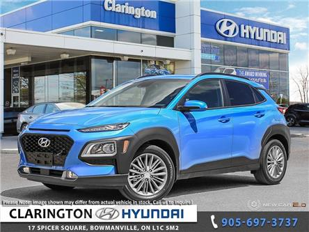 2020 Hyundai Kona 2.0L Luxury (Stk: 19997) in Clarington - Image 1 of 24