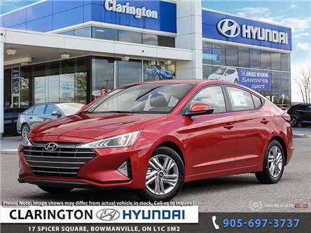 2020 Hyundai Elantra Preferred (Stk: 19988) in Clarington - Image 1 of 24