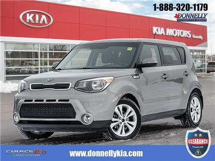 2016 Kia Soul  (Stk: KU2326) in Kanata - Image 1 of 27