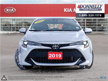 2019 Toyota Corolla Hatchback Base (Stk: KUR2327) in Kanata - Image 2 of 27