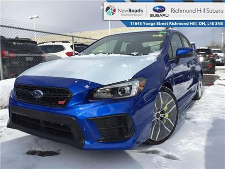 2020 Subaru WRX STI Sport-Tech w/Wing (Stk: 34257) in RICHMOND HILL - Image 1 of 21