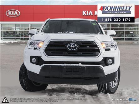2019 Toyota Tacoma SR5 V6 (Stk: KUR2321) in Kanata - Image 2 of 27