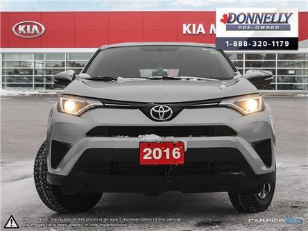 2016 Toyota RAV4 LE (Stk: KU2320) in Kanata - Image 2 of 27