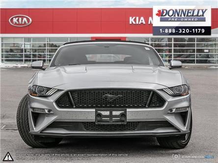 2018 Ford Mustang GT Premium (Stk: KU2273) in Kanata - Image 2 of 29