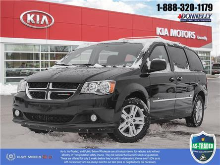 2013 Dodge Grand Caravan Crew (Stk: KT196DTB) in Kanata - Image 1 of 26