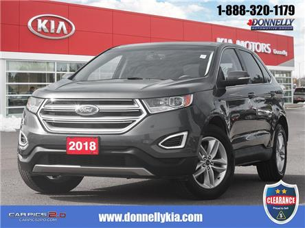 2018 Ford Edge SEL (Stk: MUR978) in Kanata - Image 1 of 27