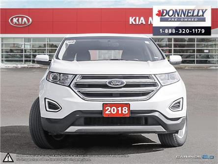 2018 Ford Edge SEL (Stk: MUR979) in Kanata - Image 2 of 27