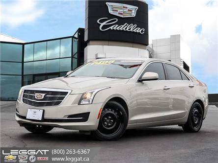 2015 Cadillac ATS 2.0L Turbo (Stk: 208007A) in Burlington - Image 1 of 25