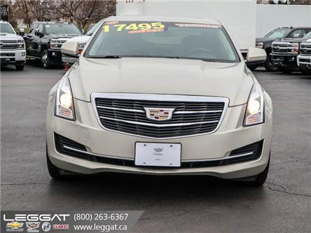 2015 Cadillac ATS 2.0L Turbo (Stk: 208007A) in Burlington - Image 2 of 25