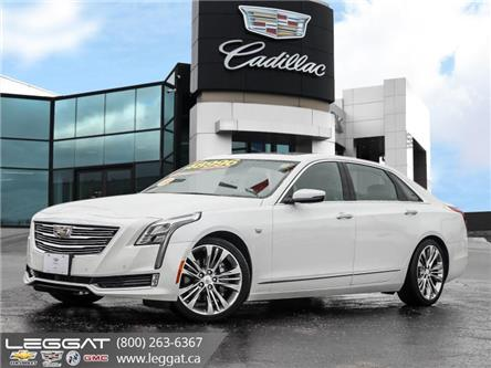 2016 Cadillac CT6 3.0L Twin Turbo Platinum (Stk: 99016A) in Burlington - Image 1 of 30