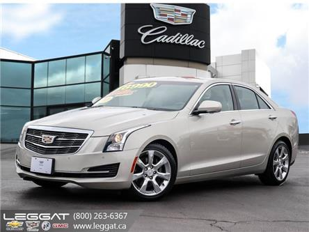 2015 Cadillac ATS 2.0L Turbo Luxury (Stk: 5941F) in Burlington - Image 1 of 30