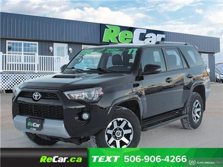 2017 Toyota 4Runner SR5 (Stk: 200109A) in Fredericton - Image 1 of 22
