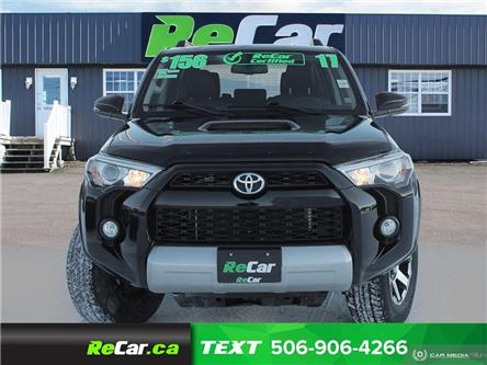 2017 Toyota 4Runner SR5 (Stk: 200109A) in Fredericton - Image 2 of 22