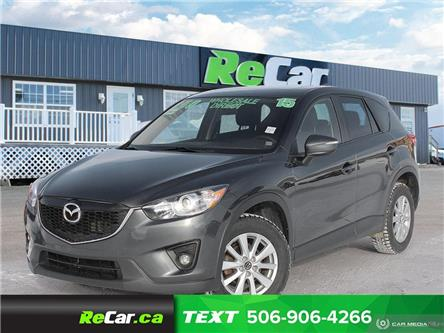 2015 Mazda CX-5 GS (Stk: 191412A) in Fredericton - Image 1 of 24