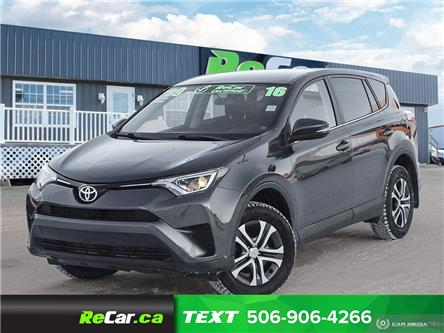 2016 Toyota RAV4 LE (Stk: 200086A) in Fredericton - Image 1 of 22