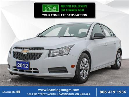 2012 Chevrolet Cruze LS (Stk: 19-803A) in Leamington - Image 1 of 29