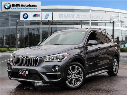 2016 BMW X1 xDrive28i (Stk: P9271) in Thornhill - Image 1 of 29