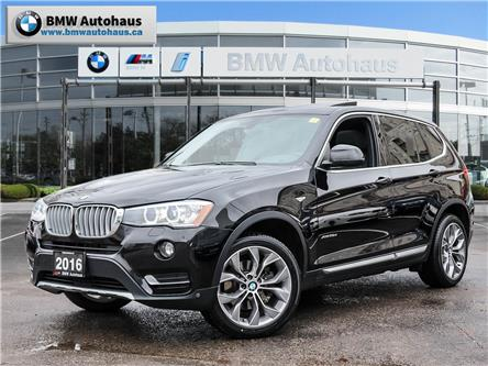 2016 BMW X3 xDrive28d (Stk: P9277) in Thornhill - Image 1 of 28