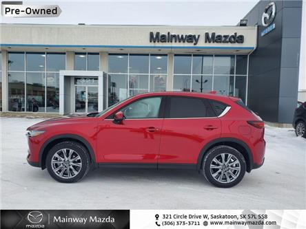 2019 Mazda CX-5 Signature Auto AWD (Stk: P1582) in Saskatoon - Image 1 of 27
