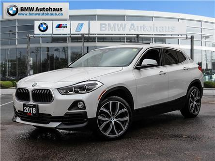 2018 BMW X2 xDrive28i (Stk: P9324) in Thornhill - Image 1 of 28