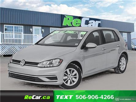 2018 Volkswagen Golf 1.8 TSI Trendline (Stk: 200094A) in Saint John - Image 1 of 22