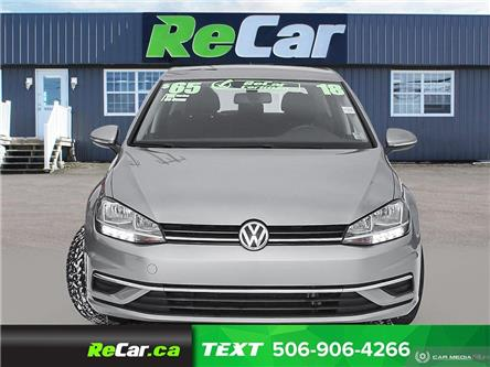 2018 Volkswagen Golf 1.8 TSI Trendline (Stk: 200094A) in Saint John - Image 2 of 22