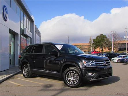2018 Volkswagen Atlas 3.6 FSI Highline (Stk: 97492A) in Toronto - Image 1 of 22