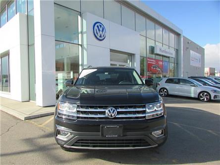 2018 Volkswagen Atlas 3.6 FSI Highline (Stk: 97492A) in Toronto - Image 2 of 22