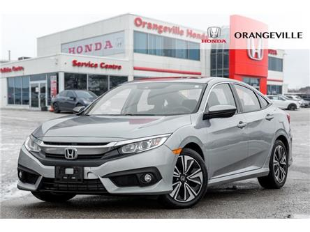 2018 Honda Civic EX-T (Stk: F20016A) in Orangeville - Image 1 of 20