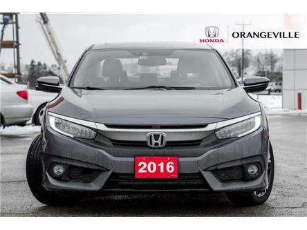 2016 Honda Civic Touring (Stk: U3307) in Orangeville - Image 2 of 21