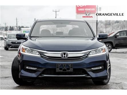 2017 Honda Accord Sport (Stk: V20026A) in Orangeville - Image 2 of 20