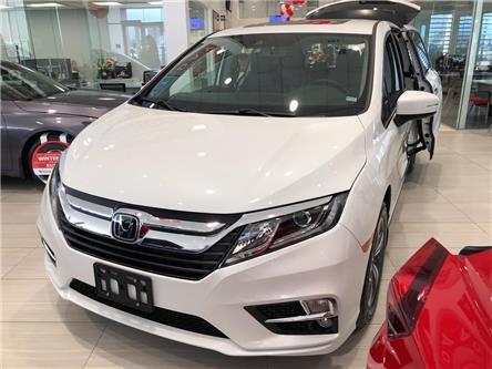 2020 Honda Odyssey EX-L Navi (Stk: I200429) in Mississauga - Image 1 of 5