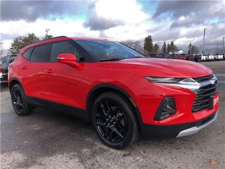 2019 Chevrolet Blazer 3.6 (Stk: U-2225) in Tillsonburg - Image 2 of 28