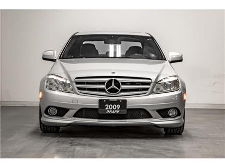 2009 Mercedes-Benz C-Class Base (Stk: T17387A) in Woodbridge - Image 2 of 22