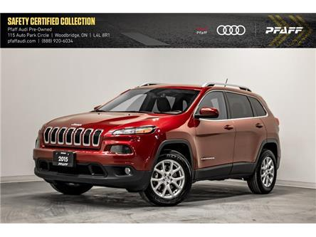 2015 Jeep Cherokee North (Stk: T17892A) in Woodbridge - Image 1 of 22