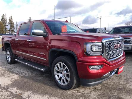 2018 GMC Sierra 1500 Denali (Stk: 19G591A) in Tillsonburg - Image 1 of 30