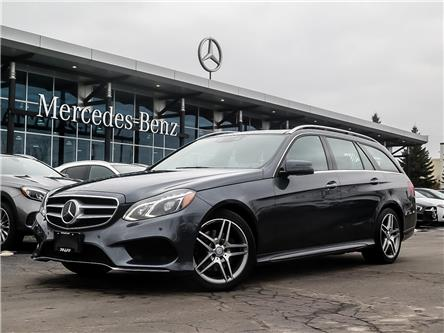 2016 Mercedes-Benz E-Class Base (Stk: K3992) in Kitchener - Image 1 of 27