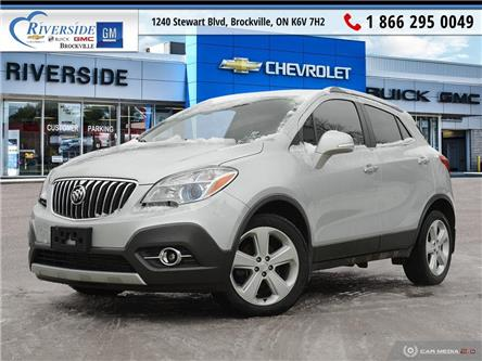 2015 Buick Encore Convenience (Stk: 19-517A) in Brockville - Image 1 of 27